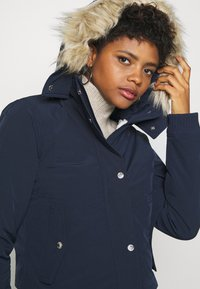 Hollister Co. - ALL WEATHER - Winter jacket - navy - 5
