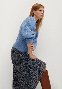 Mango - JILL - Maxi skirt - bruin - 3