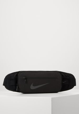 RUN HIP PACK - Rumpetaske - black/black/black