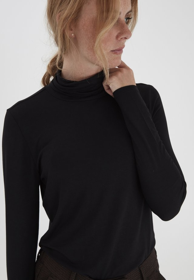 DRVORSI 8  - Long sleeved top - black