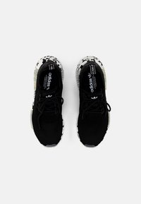 adidas Originals - NMD_R1 - Trainers - core black/ftwr white/ftwr white - 3