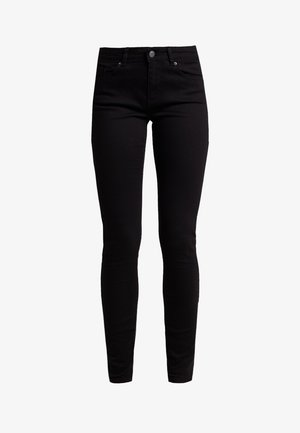 VMHOT SEVEN SLIM PUSH UP PANTS - Pantalon classique - black