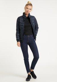 DreiMaster - STEPPJACKE - Winter jacket - marine - 1