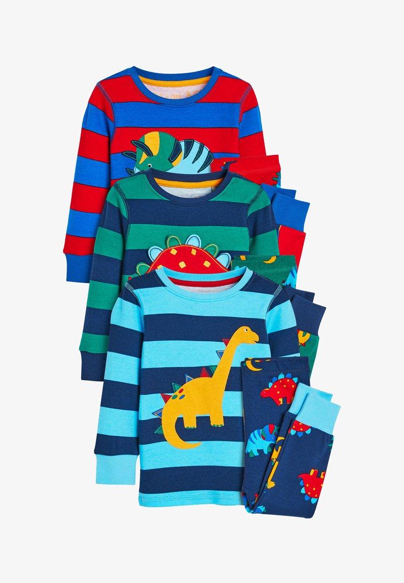 Next - 3 PACK - Pyjama set - red