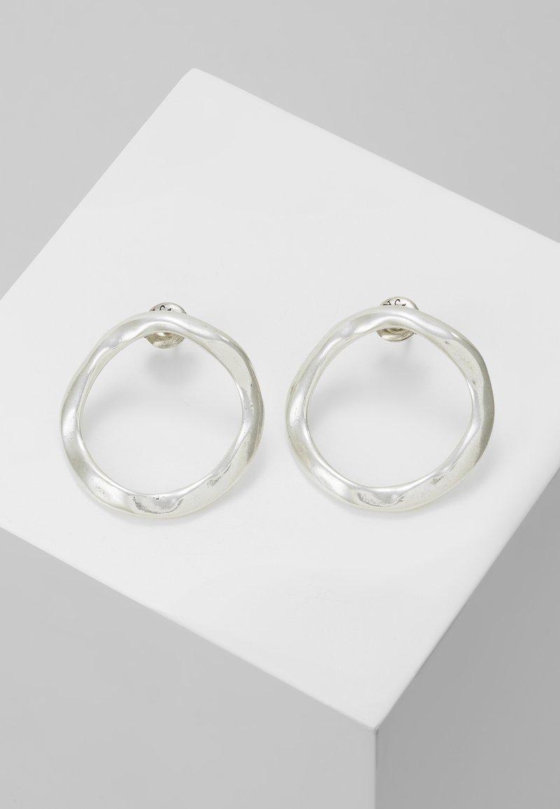 UNOde50 - MY ENERGY HOOP EARRING - Orecchini - silver-coloured