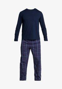 Pier One - SET - Pyjamaser - dark blue - 4