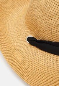 Vero Moda - VMNANA HAT - Hatt - nature - 3