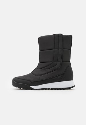 TERREX COLD.RDY SHOES - Botas para la nieve - core black/footwear white/grey four