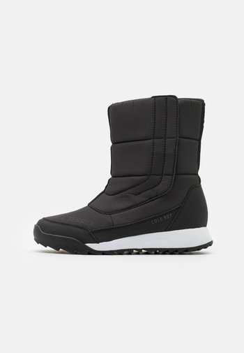 TERREX COLD.RDY SHOES - Vinterstøvler - core black/footwear white/grey four