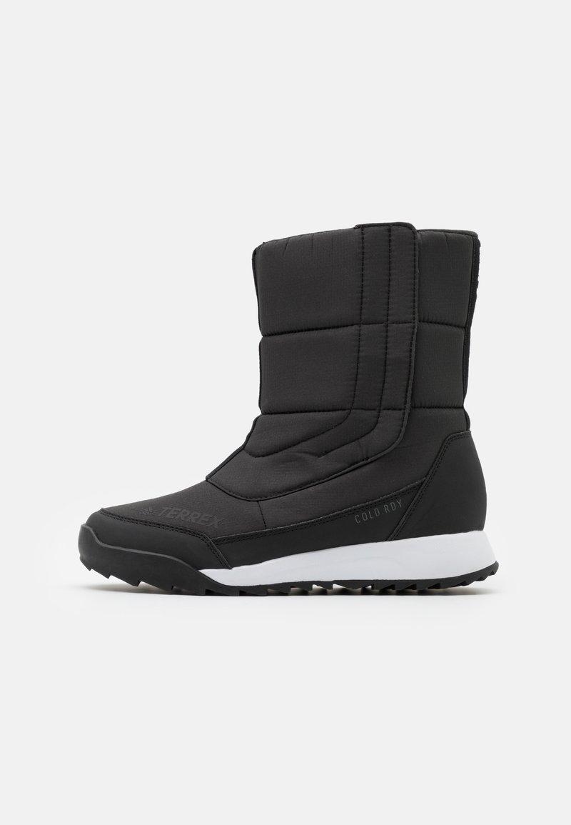 adidas Performance - TERREX COLD.RDY SHOES - Vinterstøvler - core black/footwear white/grey four