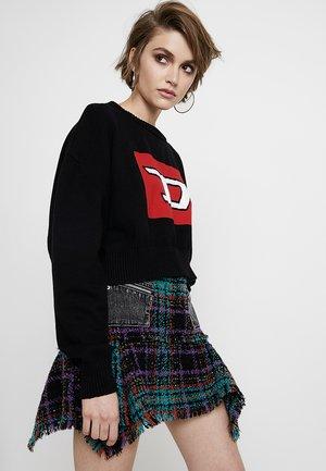 M-LINDA PULLOVER - Pullover - black