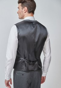 Next - Suit waistcoat - grey - 1