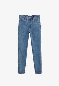 Mango - Jeans Skinny Fit - medium blue - 2