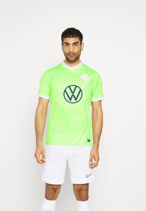 VFL WOLFSBURG  - Article de supporter - ghost green/white