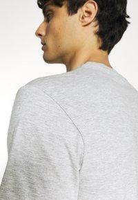 Pier One - 7 PACK - T-shirts basic - white/black/grey - 7