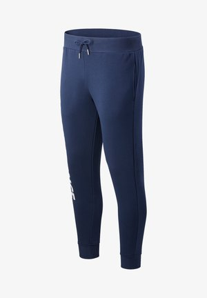 Tracksuit bottoms - natural indigo