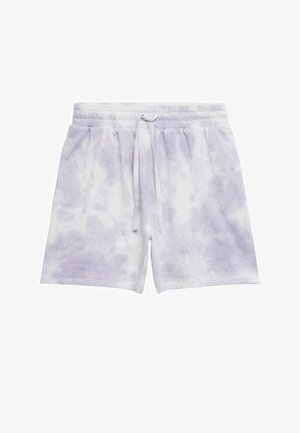Tracksuit bottoms - lilas