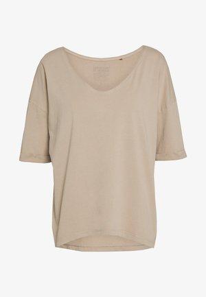 CORE ARCHRO - T-shirts - skin beige