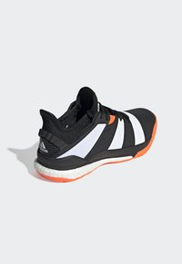 adidas Performance - STABIL X SHOES - Scarpe da pallamano - black - 4