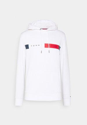 LOGO HOODY - Hættetrøjer - white