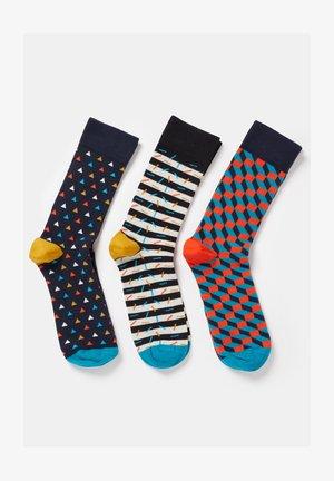 Socks - dark blue