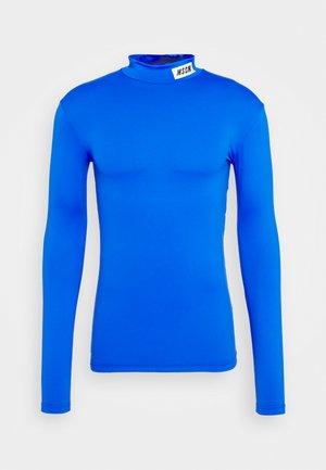FELPA - Long sleeved top - blue
