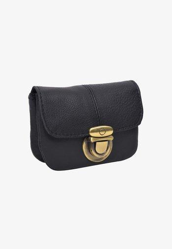 CHAPAL - Bum bag - schwarz/silber