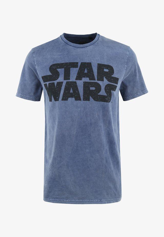 STAR WARS - Printtipaita - blau