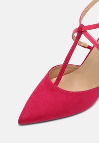 Dorothy Perkins Wide Fit - WIDE FIT DAINTY COURT - Escarpins - pink - 7