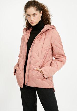 Winter jacket - light pink