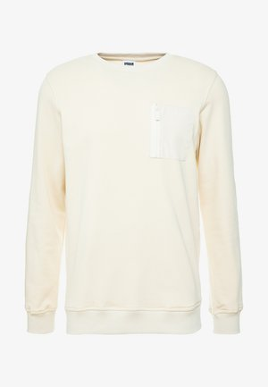 MILITARY CREW - Sweater - sand
