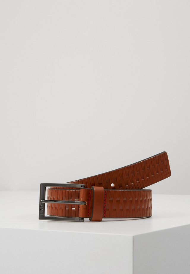 GERRIES - Skärp - medium brown