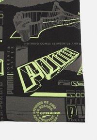 Puma - ALPHA TEE - Camiseta estampada - multicoloured - 2