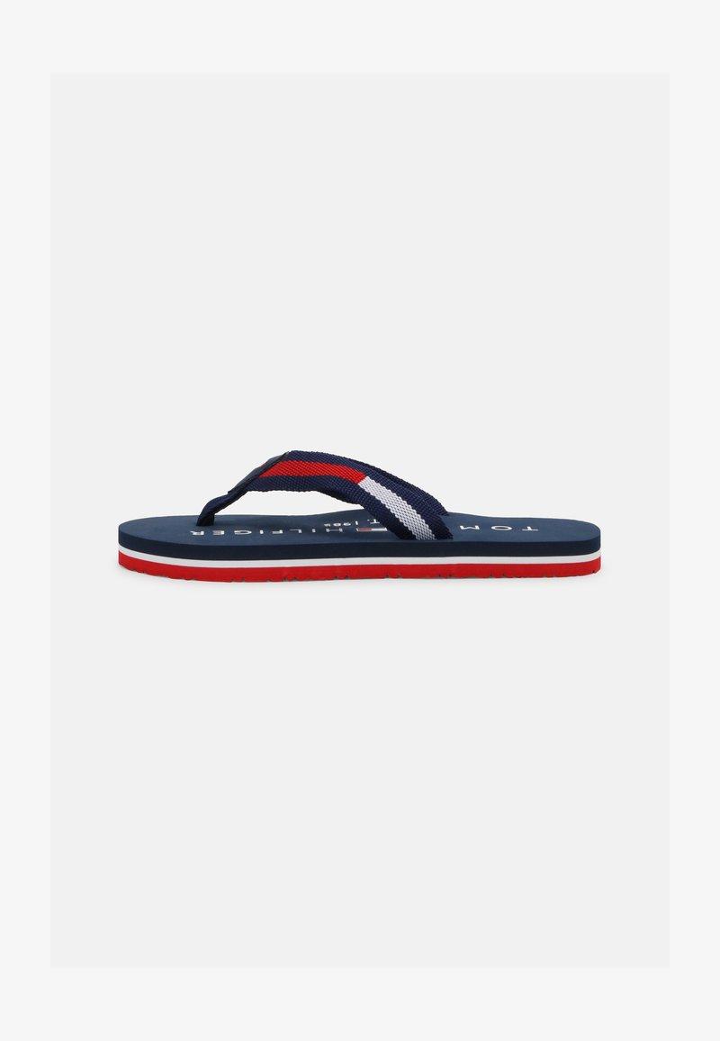 Tommy Hilfiger - UNISEX - T-bar sandals - blue