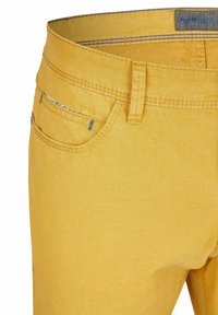 Hattric - HUNTER STRUCTURE - Trousers - yellow - 3