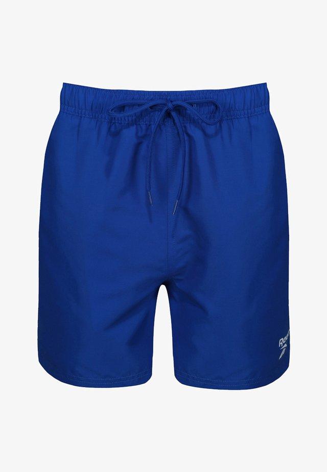 YALE - Swimming shorts - dark blue