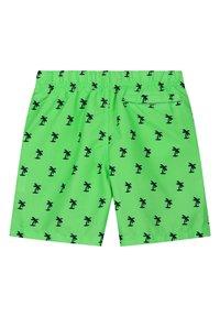 Shiwi - PALM - Swimming shorts - new neon green - 1