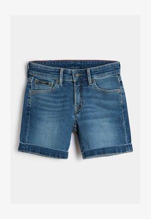 Short en jean - medium wash