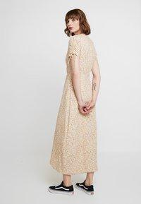 Madewell - MAGDALENA DRESS - Maxi dress - vine/bone - 2
