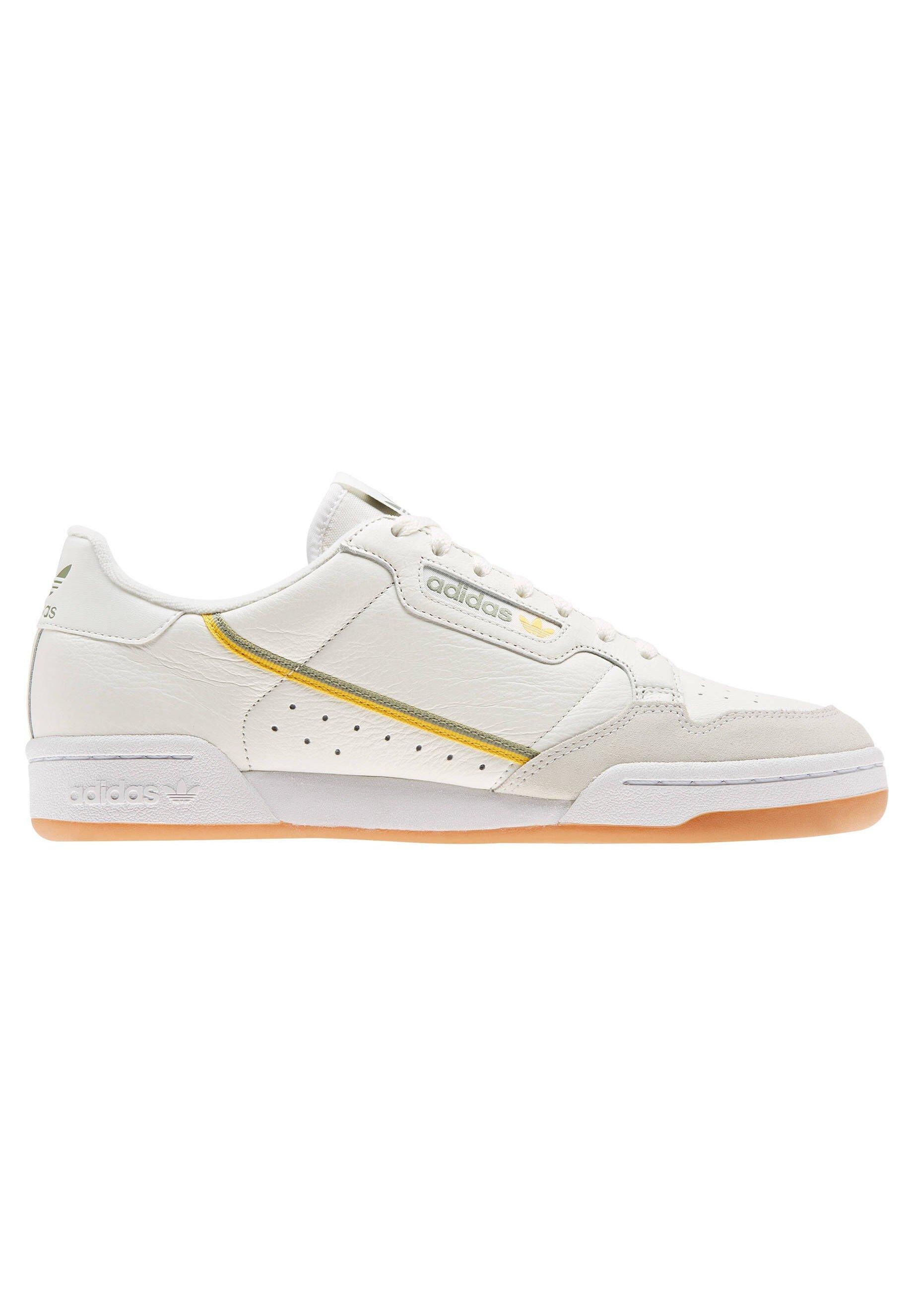 "Geringster Preis adidas Originals ADIDAS ORIGINALS SNEAKER ""CONTINENTAL 80"" - Sneaker low - white | Damenbekleidung 2020"