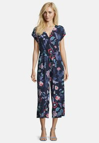 Betty Barclay - Jumpsuit - dark blue/red - 0