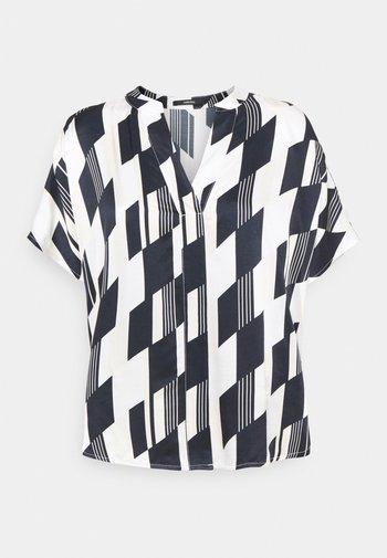 ZEOMI - T-shirt med print - universe blue
