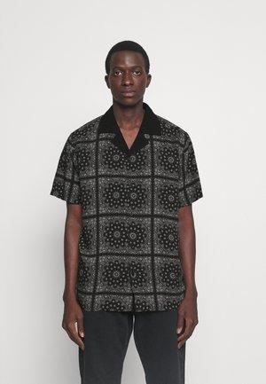 NEWTON - Overhemd - black
