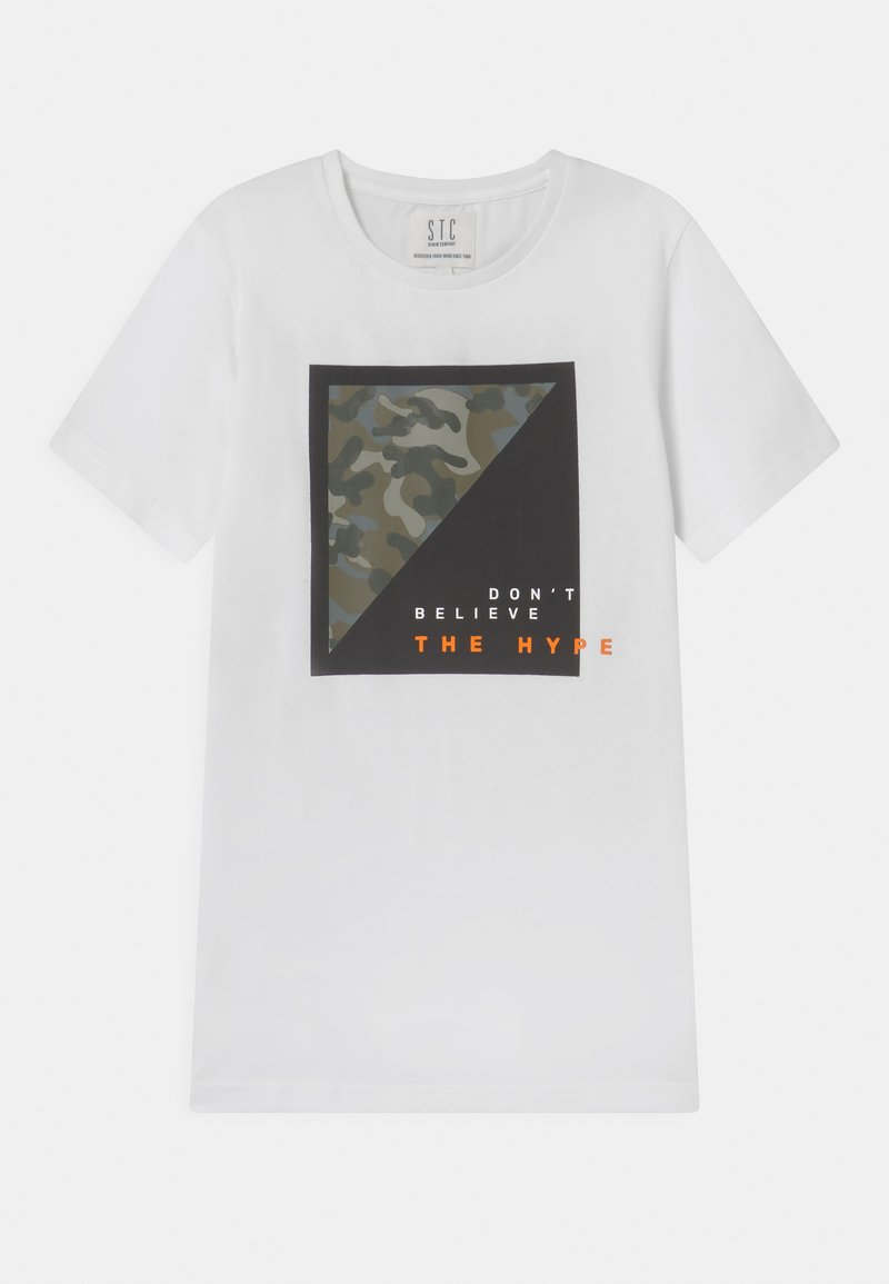 Staccato - TEENAGER - Print T-shirt - white