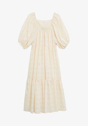 COSTA-H - Sukienka letnia - ecru