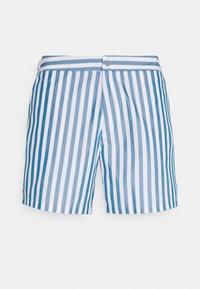 Lacoste - Swimming shorts - ibiza/white - 0