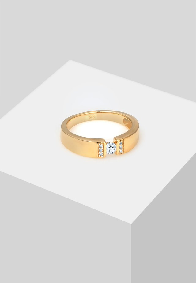 VERLOBUNG - Ring - gold-colored