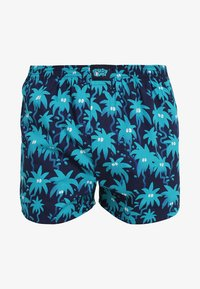 Lousy Livin Underwear - PALMS - Boxer shorts - navy - 3