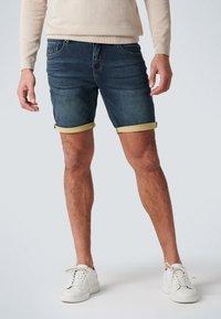 No Excess - Denim shorts - denim - 0