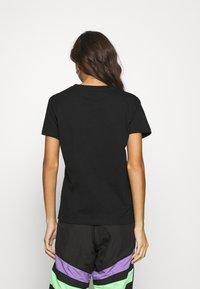 Karl Kani - SIGNATURE TEE - T-shirt con stampa - black - 2